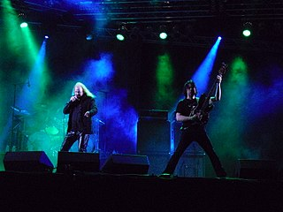 Candlemass (band) Swedish doom metal band