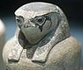 Canopic jar (solid) of Paneshy (rmo leiden, 890bc 22d) (3991448602).jpg