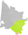 Captieux (Gironde) dans son Arrondissement.png