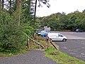 Car park for Dunvegan Castle - geograph.org.uk - 1454847.jpg
