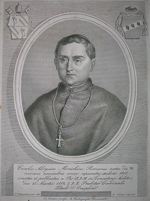 Carlo Luigi Morichini - Carlo Luigi Morichini