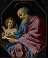 Carlo Dolci - St. Matthew Writing His Gospel - 69.PA.29 - J. Paul Getty Museum.jpg