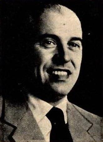 Carlo Ponti - Carlo Ponti in 1951