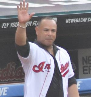 Carlos Baerga Puerto Rican baseball player