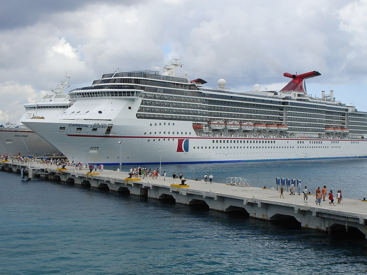 Carnival Legend Wikipedia - Cruise ship schedule for grand cayman