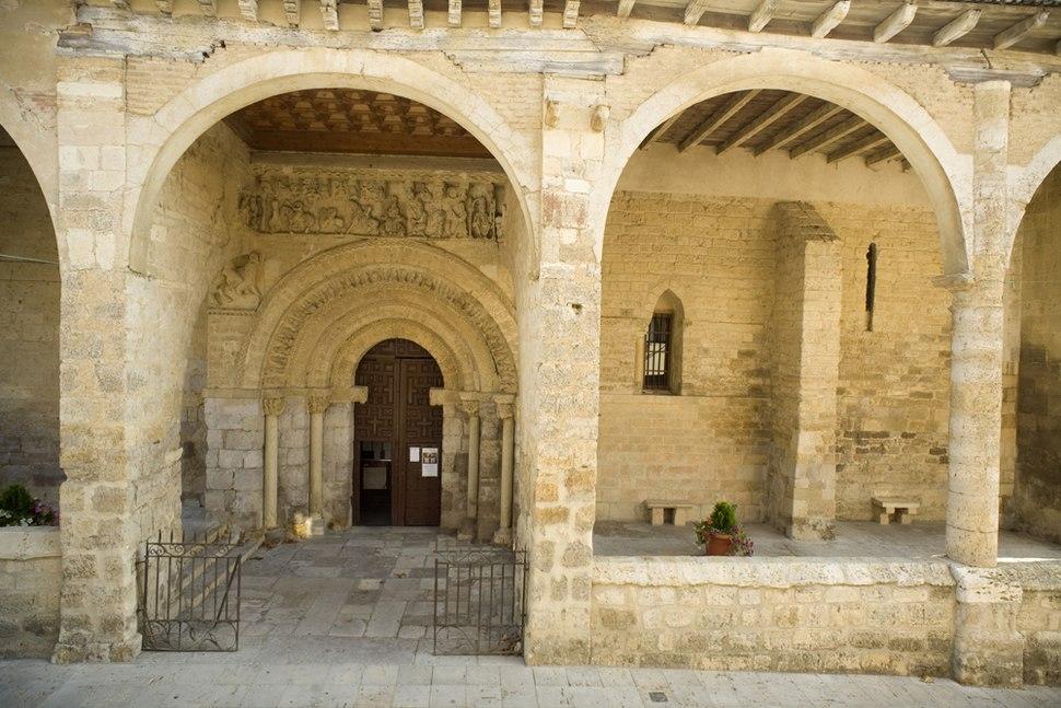 Carrión de los Condes, iglesia de Santa María del Camino-PM 34893