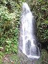 Carson Falls on Mount Kinabalu, Borneo