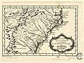 Carte de la Caroline et Georgie. LOC 74692511.jpg