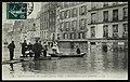 Carte postale - Asnières-sur-Seine - Ravitaillement, Quai montebello - 9FI-ASN 385.jpg