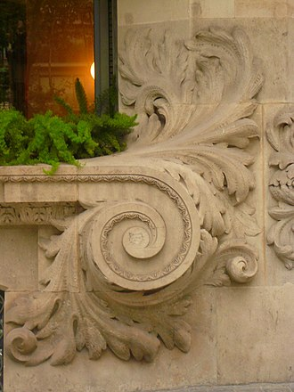 Casa Bonaventura Ferrer - Image: Casa Bonavertura Ferrer extrem ampit