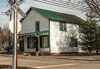 Casanova Historic District - Casanova Historic District, February 2014