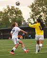 Cascades soccer - women vs UNBC 05 (9701394749).jpg