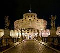Castel Sant'Angelo at Night.jpg