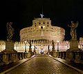 Castel Sant'Angelo at Night.jpg