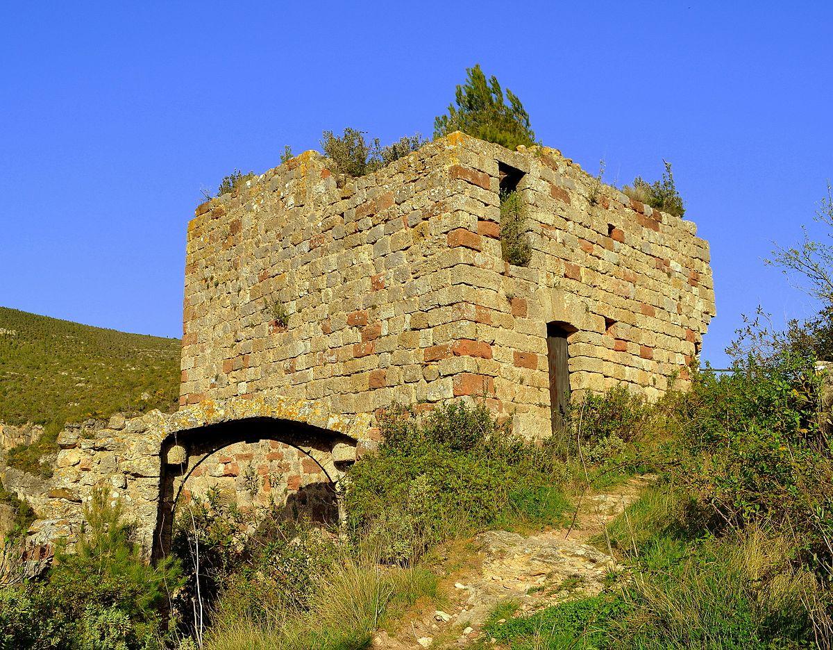 Px Castell De Mediona