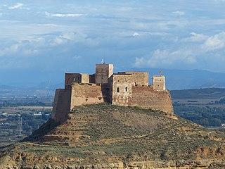 Monzón Municipality in Aragon, Spain