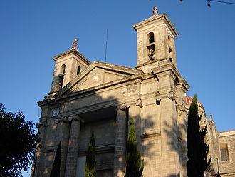 Tulancingo - The Tulancingo cathedral