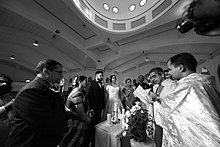 Marriage in the Catholic Church - Wikipedia