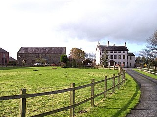 Catterall Civil parish in Wyre, England