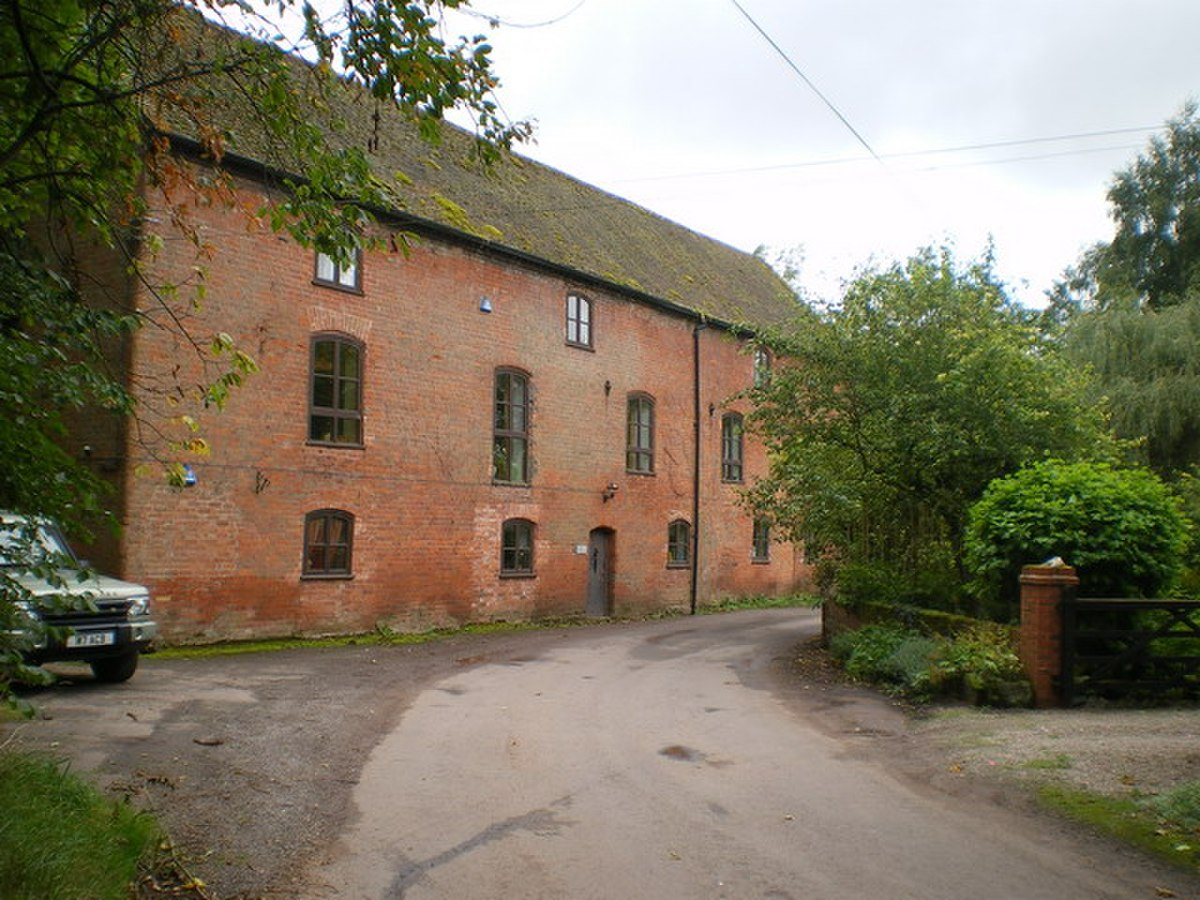 Caynton Mill from the east - geograph.org.uk - 1469442.jpg