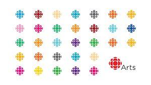 CBC Arts - Image: Cbc arts coloured gems