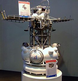 Cebit 2011-fobos-grunt together with upper stage.jpg