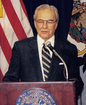 Cecil H. Underwood - Underwood in 1998, during his second term as Governor