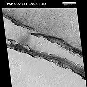 Cerberus Fossae with HiRISE.JPG