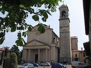 Cernusco Lombardone - Church