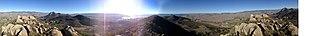Cerro Cabrillo - Image: Cerro Cabrillo Panorama