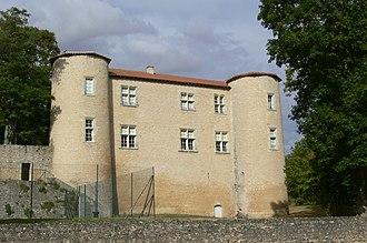 Ayron - The Château of Ayron