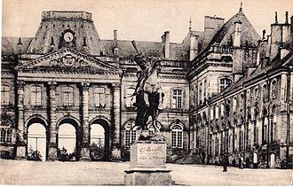 Germain Boffrand - Château de Lunéville (1708–1709)