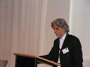 Patrick Chabal - Chabal at ECAS Leiden, 2007