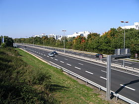 image illustrative de l'article Autoroute A199 (France)