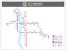 ChangSha Metro Map