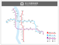 ChangSha Metro Map.png