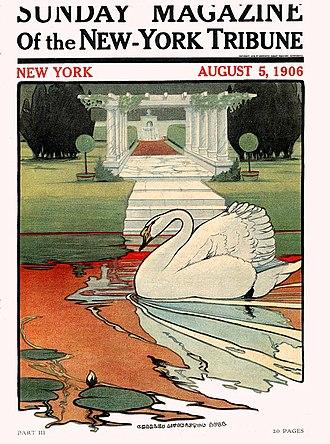 Charles Livingston Bull - Image: Charles Livingston Bull Sunday Magazine New York Tribune 1906 08 05