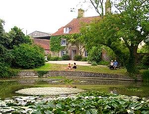 Charleston Farmhouse - Charleston Farmhouse, near Lewes, East Sussex, UK