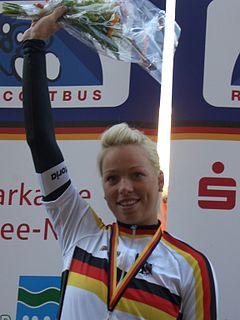 Charlotte Becker German racing cyclist