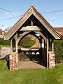 Charlton All Saints, lychgate - geograph.org.uk - 1238700.jpg