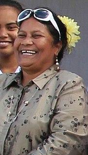 Charmaine Scotty Nauruan politician