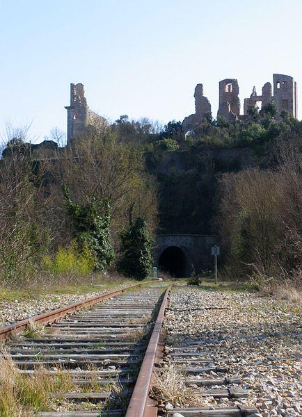 Château de Valbelle, dans le Var (France)