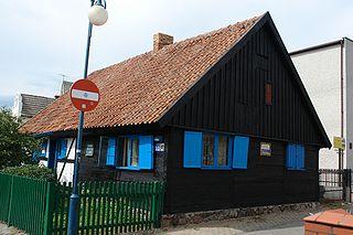 Fischerhütte Jastarnia