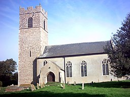 Church of St Mary, Chediston