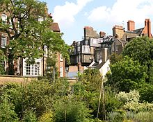 Chelsea Physic Garden with house.jpg