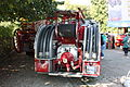Cheshire County Fire Brigade Audlem engine, registration RMB 996 - rear view - Birkenhead Park Festival of Transport 2012.jpg