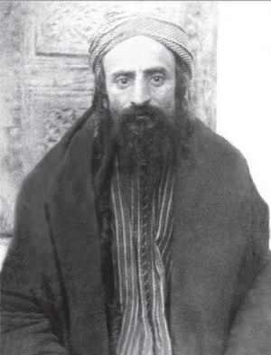 Yihya Yitzhak Halevi - Rabbi Yiḥya Yitzḥak during younger years