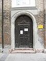 Chiesa della Natività di Maria Vergine in Stellata, portale (Stellata, Bondeno).JPG