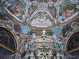 Chiesa di Santa Maria della Carità altare maggiore trompe doeil Brescia.jpg