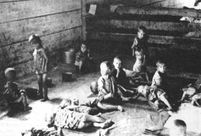 Children detainees in NDH